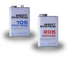 West System 105A 1,2 kg