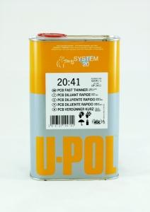 U-Pol Akryyli Ohenne S2041 1 L