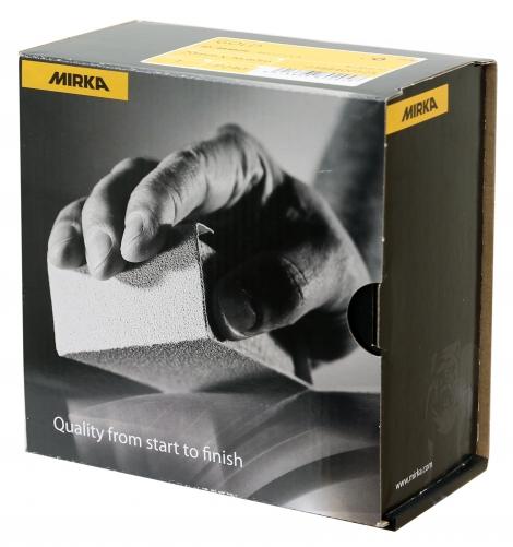 Mirka Gold 70mm hiomapaperi liimakiinnityksellä
