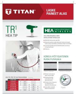 Titan Hea Tr1 Kääntösuutin