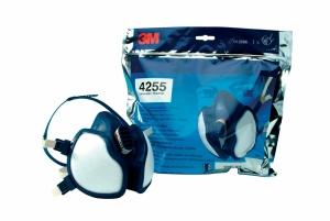 3M 4255 A2P3 Huoltovapaa hengityssuojain