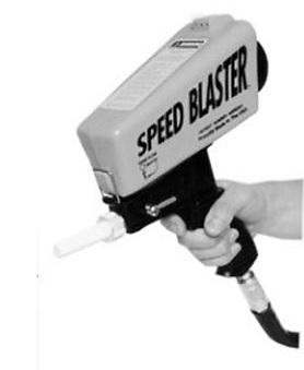 Speed Blaster Näppärä Pieni Hiekkapuhallin