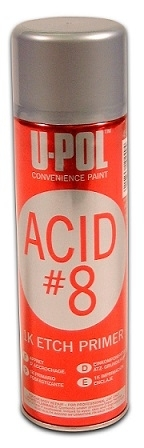 Happopohjamaali U-Pol Acid  500 ml Spray