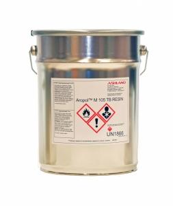 Polyesterihartsi Aropol 105TB 220 kg Tynnyri