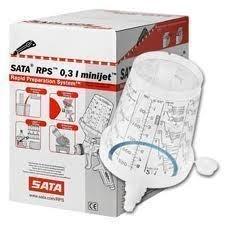 SATA RPS 0,3 L 1010389/118281 sihti 125 µ