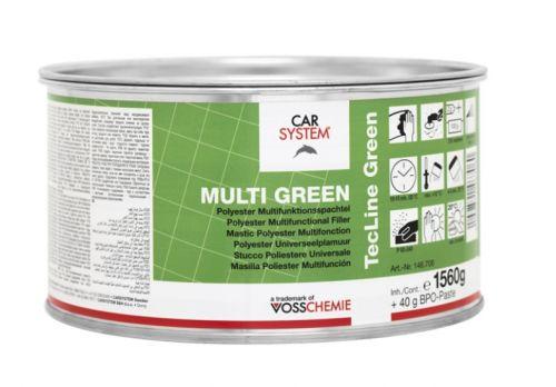 Carsystem Multi Green Kitti 1,6kg