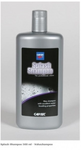 Cartec Wax Shampoo Autonpesuaine ja vaha 500 ml