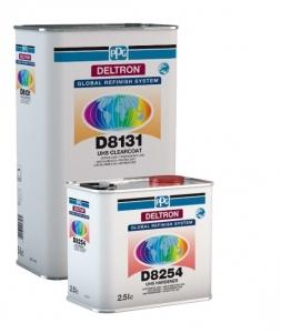 PPG:n Edullinen Uutuus D8131 7,5 L lakkapaketti