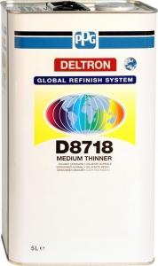 PPG DELTRON D8718 VOC OHENNE MEDIUM