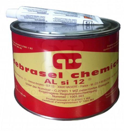 Debrasel AL si12 Kemiallinen Kitti