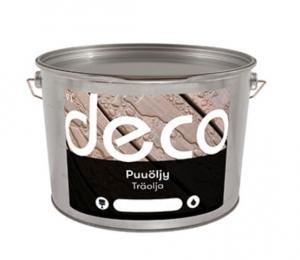 Deco Puuöljy kirkas 2,7 L