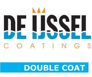 DE IJSSEL Double Coat Itsesilottuva Pintaväri 1 L