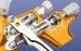 Devilbiss GTI Pro Lite kahdella nestesuuttimella