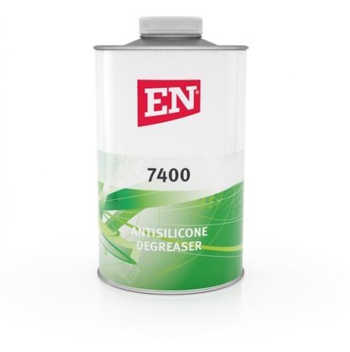 EN 7400 Antisilikon rasvanpoistoneste 1 L