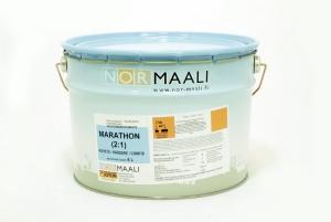 Marathon 2:1  sarja sisältää kovetteen