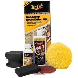 Meguair´s  HD Headlight Restoration Kit
