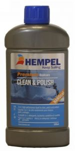 HEMPEL CLEAN & POLISH 500ml 69032