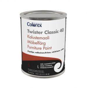 Kalustemaali Colorex Twister Classic 40 0,45 L