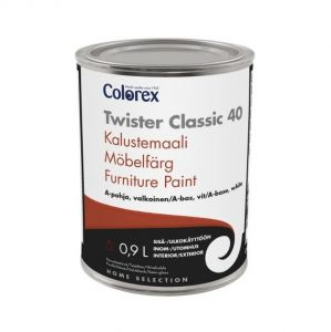 Kalustemaali Colorex Twister Classic 40 1 L