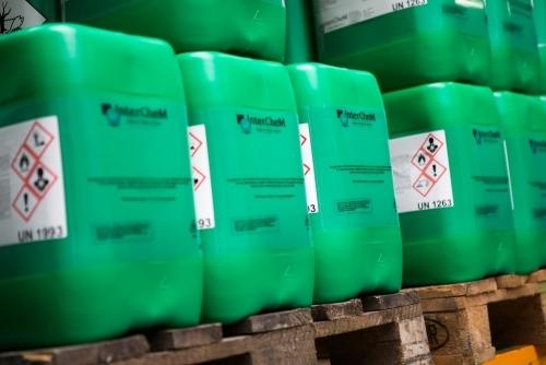 Interchem TD-10 Rasvanpoistoaine pienpakkaukset