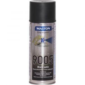 Maston Silkinhohto Musta Spray 400 ml