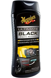 Meguiar's Ultimate Black Plastic Restorer 355ml