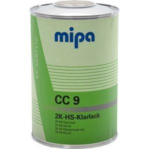 Mipa CC9 lakka 1L + 0,5l kovete HS25