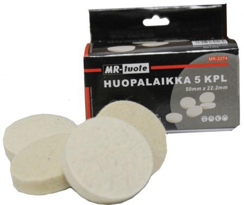 MR-Tuote Metallin Kiilloitus Huopalaikat 50 mm