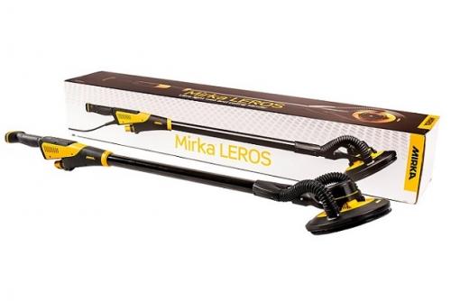 Mirka LEROS 950CV varsihiomakone paketti 225mm KIT1904MFI