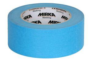 Mirka Maalarinteippi 120˚C sininen, 18mm x 50m 48/pakk