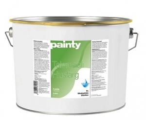 Painty Talomaalit A-pohja valkoinen 9L