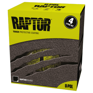 U-POL Raptor Pinnoite 4L seos