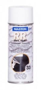 Maston RR peltikattomaalispray 33 Musta