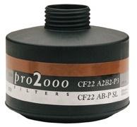 Scott yhdistetty suodatin CF22 A2-P3 PSL R 042670