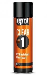 U-pol Clear #1 Kirkaslakka