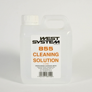 West System 855 cleaning solution 1L
