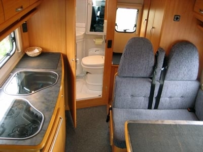 Asuntoauto Vuokraus Kokkola Fiat-LMC Liberty 541/A