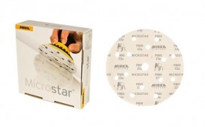 Microstar Hiomapyörö 150mm 15H välihiontaan