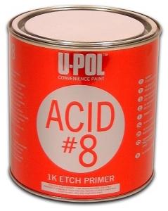 U-Pol Happopohjamaali Acid 8 1 L