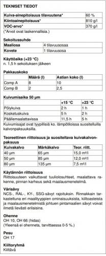 Normadur 90HS 10 L