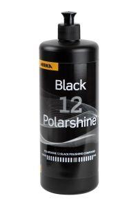 Polarshine 12 Black Mustien pintojen erikoiskiilloitusaine 1 L
