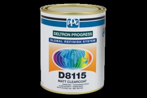 PPG DELTRON D8115 MATTALAKKA 0,5L / 1L