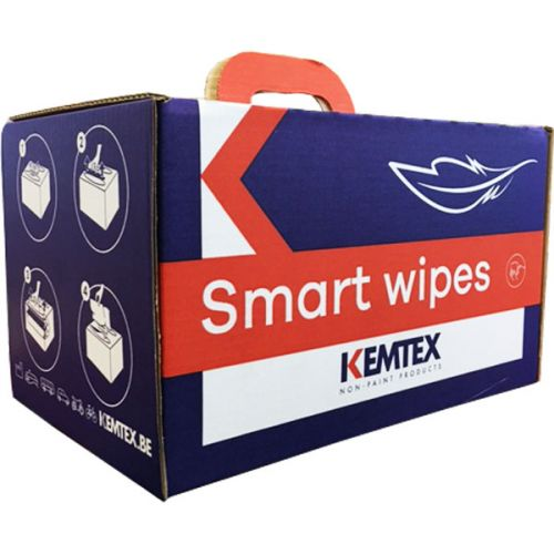 Smart Wipes Rasvanpoistoliinat 200 kpl ltk