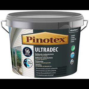 PINOTEX ULTRADEC 10L BASE A VALKOINEN