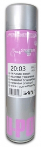 U-Pol Muovin tartunta spray 600 ml