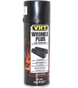 VHT Wrinkle Plus Ryppymaali Musta