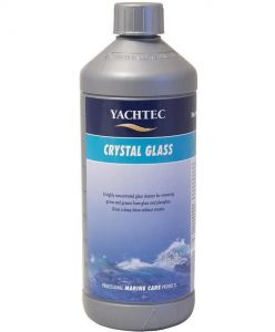 Yachtec Crystal Glass Kristallinen Lasinpesuneste