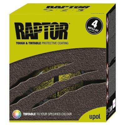 Tutustu ja ihastu Raptor pinnoiteen ominaisuuksiin tästä