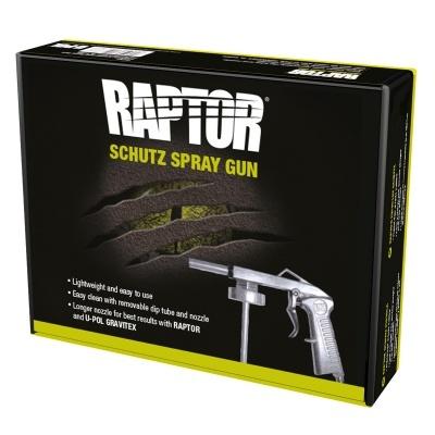 Raptor professional gun